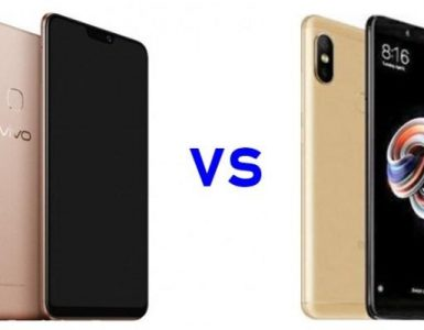 Vivo V9 Youth and Redmi Note 5 Pro